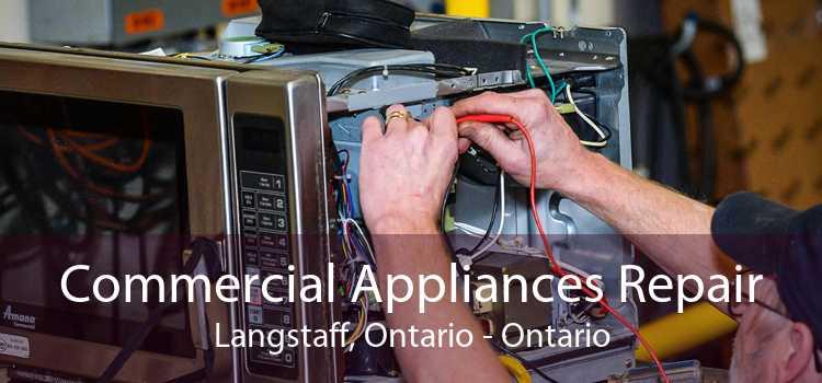 Commercial Appliances Repair Langstaff, Ontario - Ontario