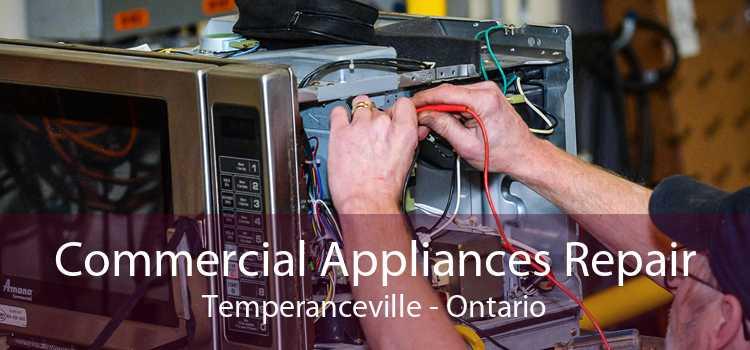 Commercial Appliances Repair Temperanceville - Ontario