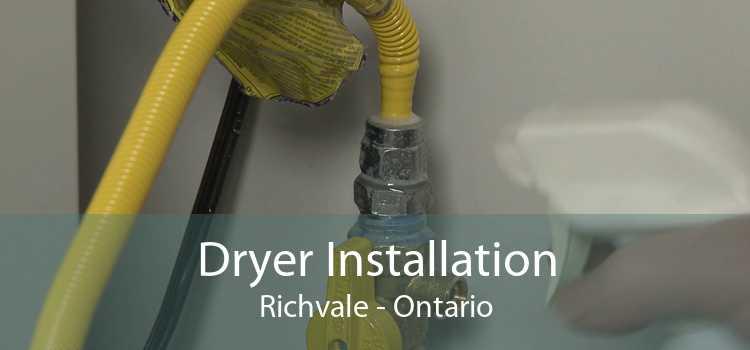 Dryer Installation Richvale - Ontario