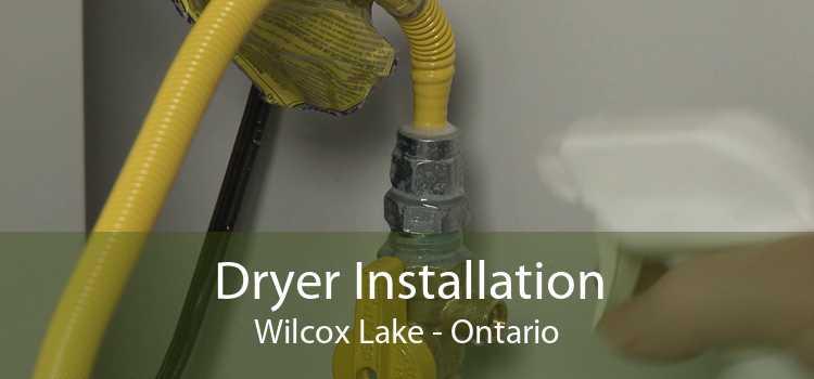 Dryer Installation Wilcox Lake - Ontario
