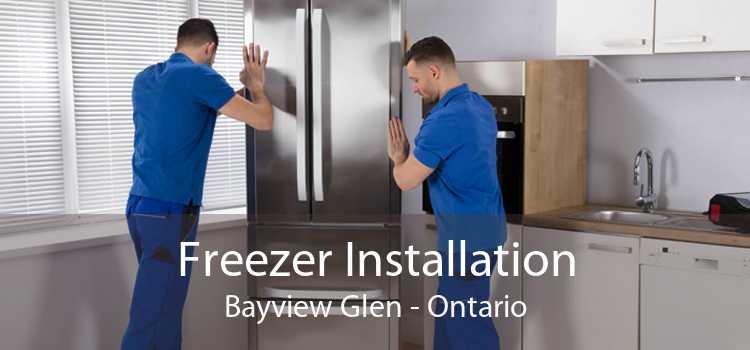 Freezer Installation Bayview Glen - Ontario
