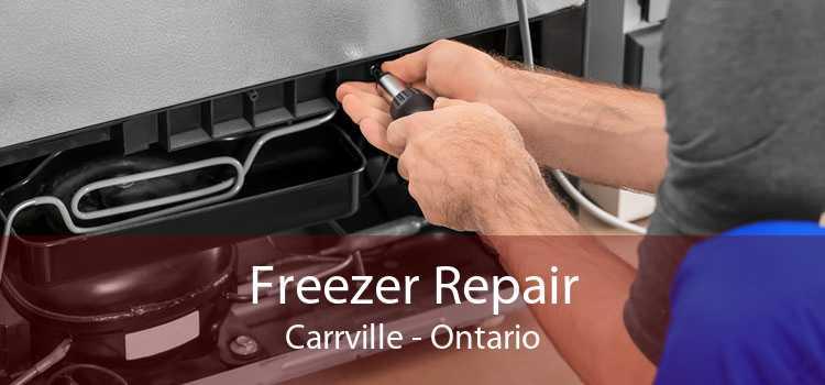 Freezer Repair Carrville - Ontario