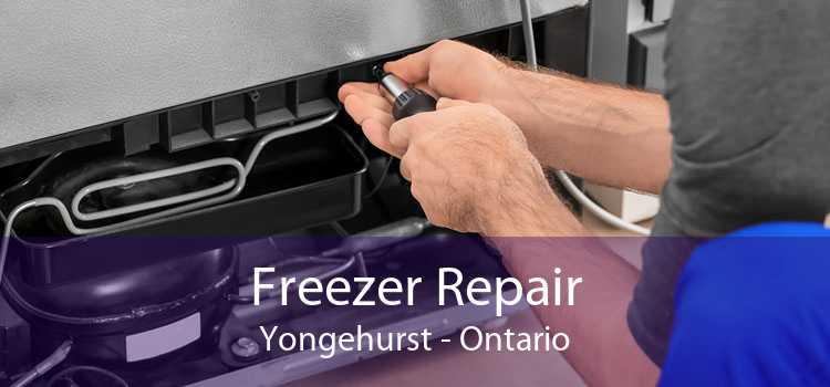 Freezer Repair Yongehurst - Ontario