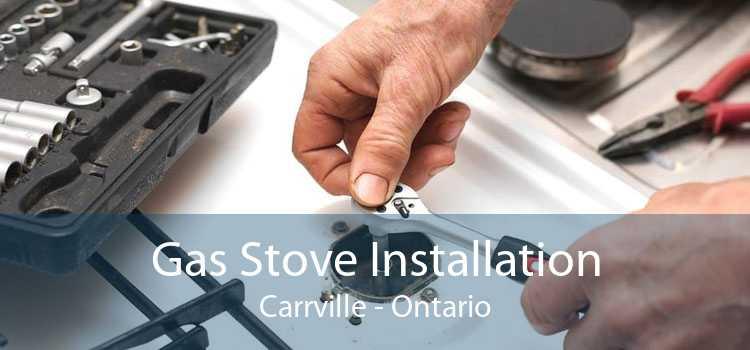 Gas Stove Installation Carrville - Ontario