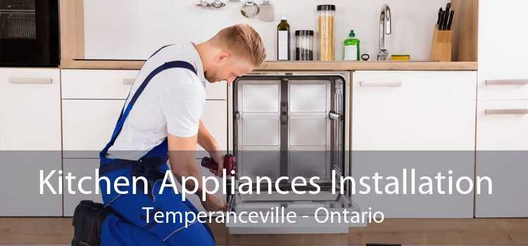 Kitchen Appliances Installation Temperanceville - Ontario