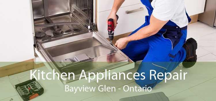 Kitchen Appliances Repair Bayview Glen - Ontario