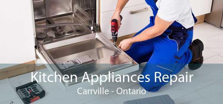 Kitchen Appliances Repair Carrville - Ontario