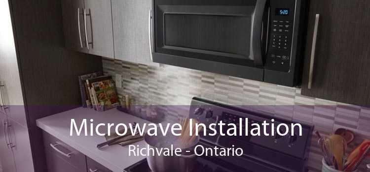Microwave Installation Richvale - Ontario