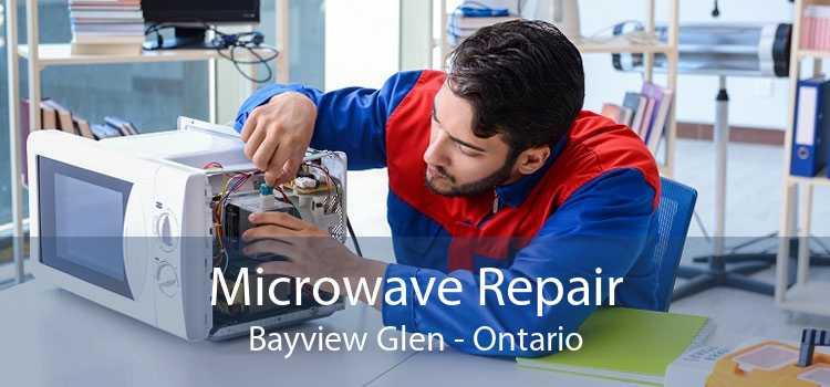 Microwave Repair Bayview Glen - Ontario