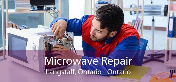 Microwave Repair Langstaff, Ontario - Ontario
