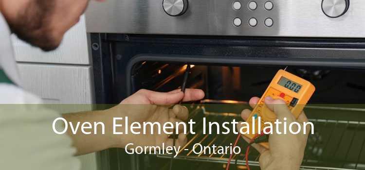 Oven Element Installation Gormley - Ontario