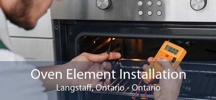 Oven Element Installation Langstaff, Ontario - Ontario