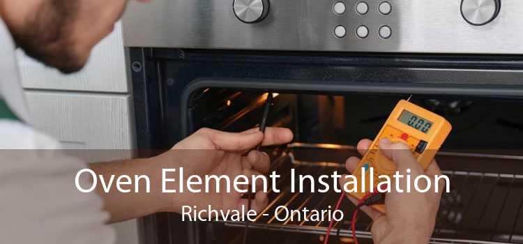 Oven Element Installation Richvale - Ontario