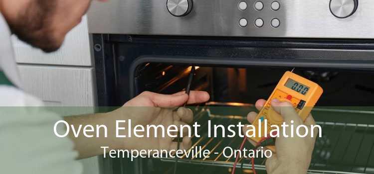 Oven Element Installation Temperanceville - Ontario