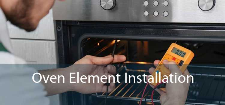 Oven Element Installation