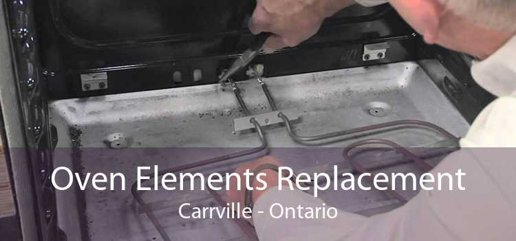 Oven Elements Replacement Carrville - Ontario