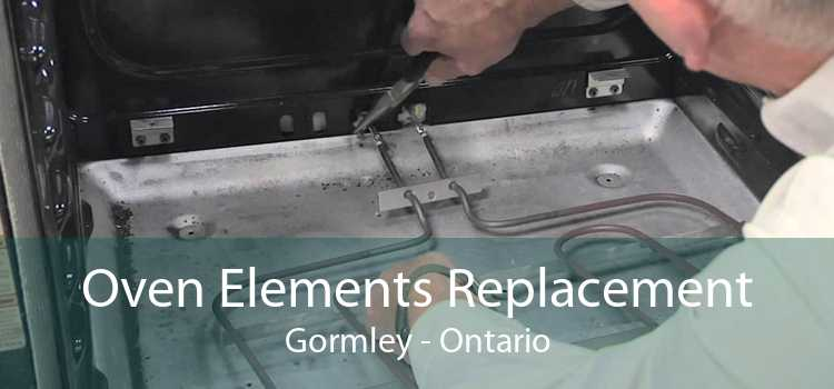 Oven Elements Replacement Gormley - Ontario