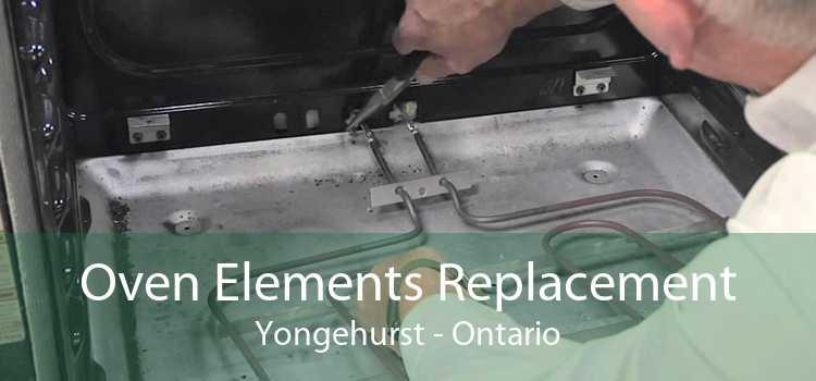 Oven Elements Replacement Yongehurst - Ontario