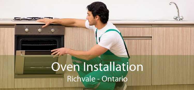 Oven Installation Richvale - Ontario