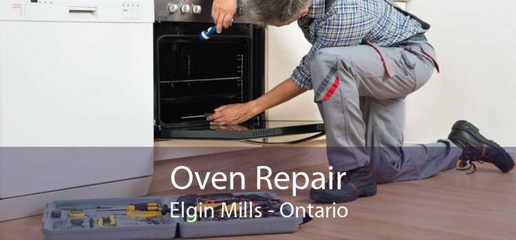 Oven Repair Elgin Mills - Ontario