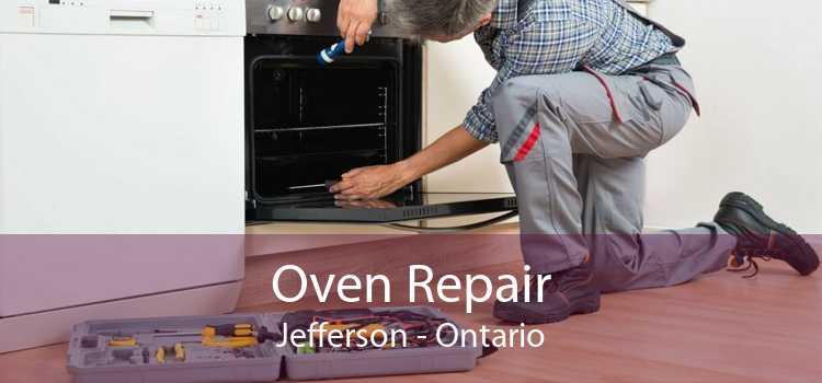 Oven Repair Jefferson - Ontario