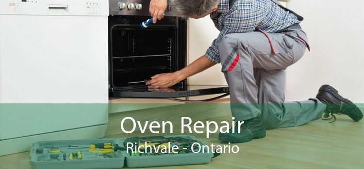 Oven Repair Richvale - Ontario