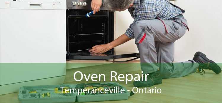 Oven Repair Temperanceville - Ontario