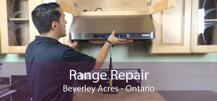 Range Repair Beverley Acres - Ontario