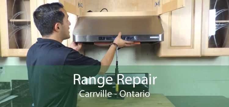 Range Repair Carrville - Ontario