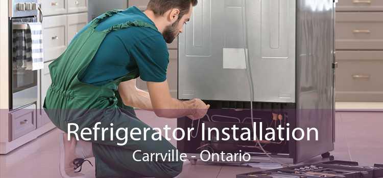 Refrigerator Installation Carrville - Ontario