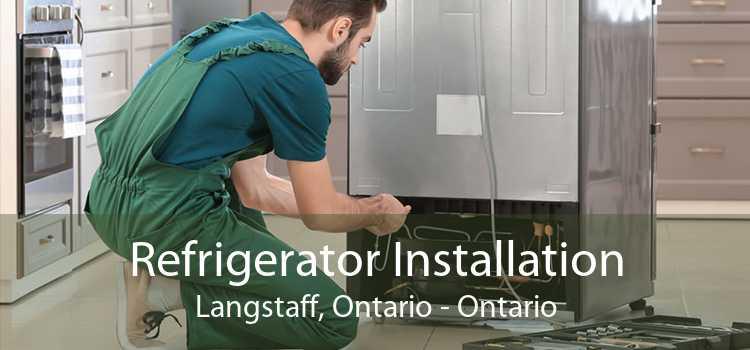 Refrigerator Installation Langstaff, Ontario - Ontario