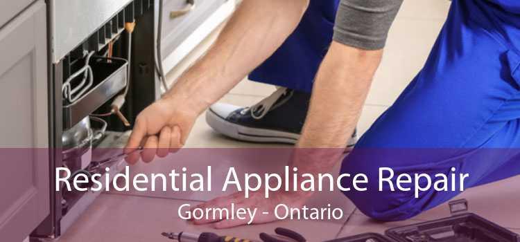 Residential Appliance Repair Gormley - Ontario