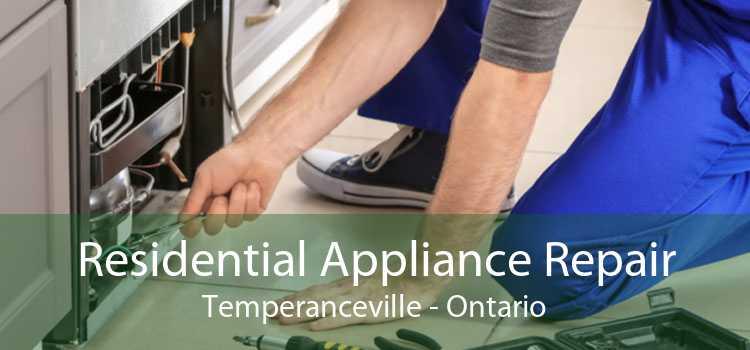 Residential Appliance Repair Temperanceville - Ontario