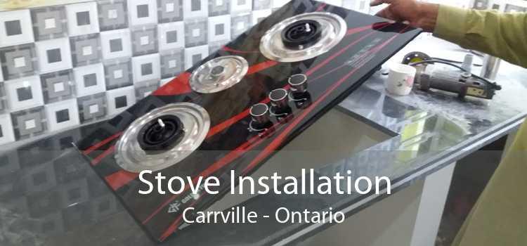 Stove Installation Carrville - Ontario
