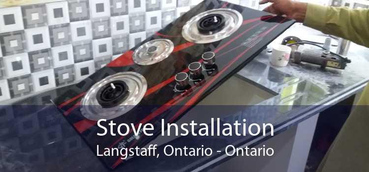 Stove Installation Langstaff, Ontario - Ontario