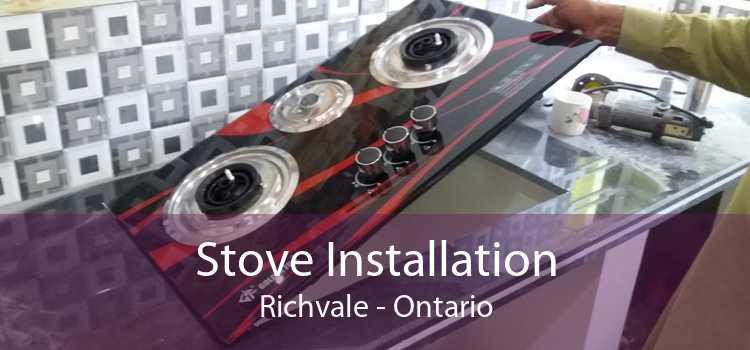 Stove Installation Richvale - Ontario
