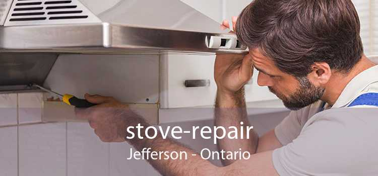 stove-repair Jefferson - Ontario