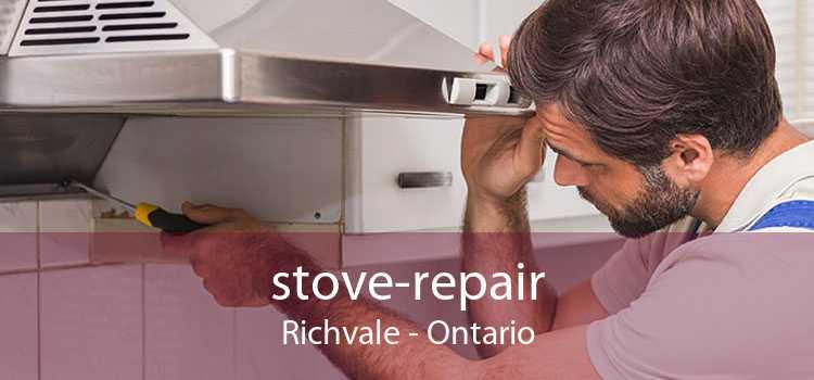 stove-repair Richvale - Ontario