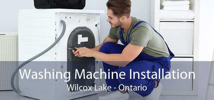 Washing Machine Installation Wilcox Lake - Ontario