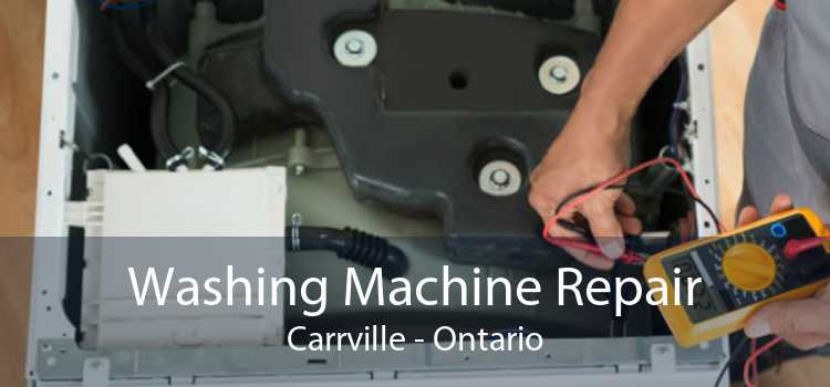 Washing Machine Repair Carrville - Ontario