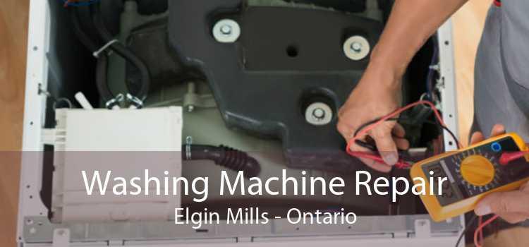 Washing Machine Repair Elgin Mills - Ontario