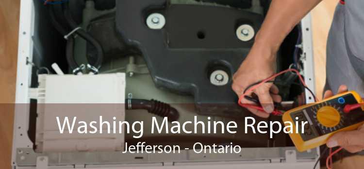 Washing Machine Repair Jefferson - Ontario